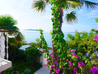 Luxury beachfront villa with private pool - Peljesac peninsula vacation rentals