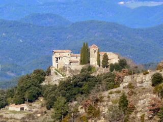 Llaés Castle Xth century - 11-18 people - Ripoll vacation rentals