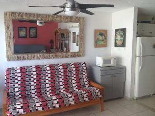Bright studio on the best stretch of beach in IV - Isla Verde vacation rentals