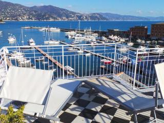 Gardenia, 3 terraces with sea view - Santa Margherita Ligure vacation rentals