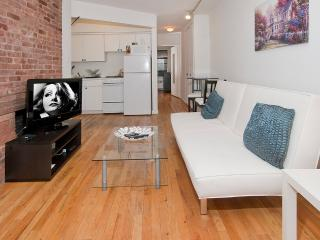 Modern 1 Bedroom in Elevator/Laundry Building - New York City vacation rentals