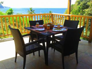 *New* 2 bedroom vacation rental, Castara, Tobago - Bacolet Bay vacation rentals