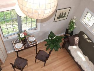 NEW PALTZ PRIVATE COTTAGE / NATURE ENTHUSIASTS - New Paltz vacation rentals