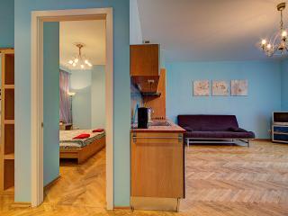 Deluxe one-bedroom flat on Nevsky (125) - Saint Petersburg vacation rentals
