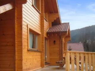Unique chalet close to La Bresse with garden and patio - Lorraine vacation rentals
