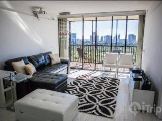 Aventura Condo with Gorgeous Skyline View ***Discounted for Memorial Weekend!** - North Miami Beach vacation rentals