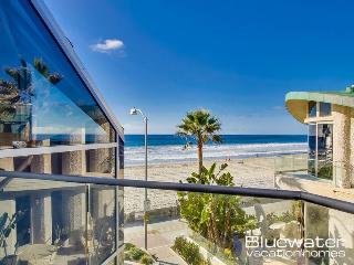 Ocean Front Luxury Vacation Rental Home on the Mission Beach Boardwalk - Imperial Beach vacation rentals
