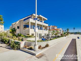 Pacific Palms - Ocean Front Luxury Vacation Rental Home in South Mission Beach - Imperial Beach vacation rentals