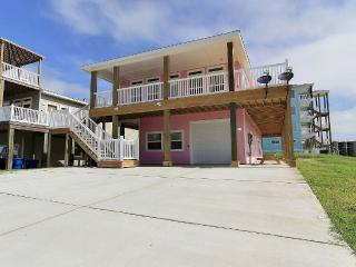 New Ocean View 5 Bedroom 4 Bath Home in Sand Point - Port Aransas vacation rentals