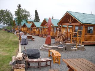 Cabins on the Bluff, LLC - Alaska vacation rentals