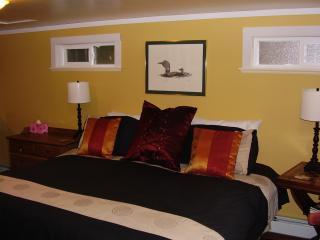 Judge Place House Garden Suite - Victoria vacation rentals