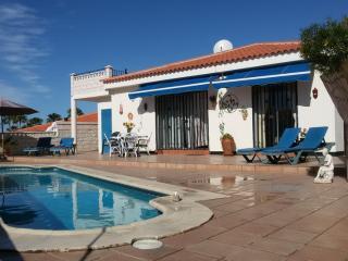 3-bedroom beautiful Villa with pool South Tenerife - Callao Salvaje vacation rentals