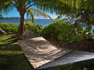 Fall Special of $595 per nt!!! Beachfront, Pool, Private Honolulu location... - Honolulu vacation rentals