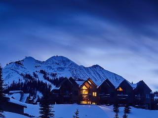 Big Sky Slopeside 3BR, 2.5BA Townhome in Moonlight Basin - Big Sky vacation rentals