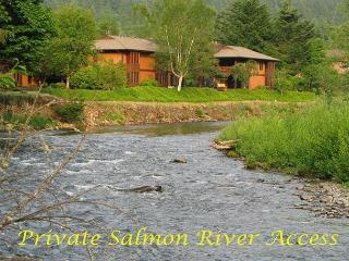 Beautiful Condo on Salmon River-access to pool and hot tub - Welches vacation rentals