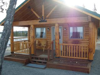 Ocean View Cabins on the Bluff (Wild Iris Cabin) - Ninilchik vacation rentals