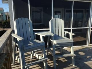 Oceanfront with Screen Porch-Pet Friendly - Surf City vacation rentals
