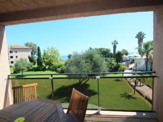 Appartement vue mer 4 pers.Wifi  climatisation - San-Nicolao vacation rentals