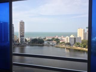 Ocean & Lake View 2 Bedroom/2 Bathroom Apartment - Cartagena vacation rentals