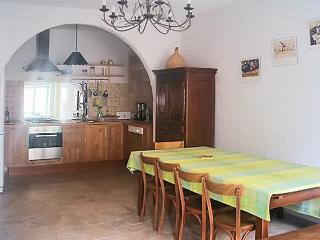 Bright and peaceful house in the Ardeche Valley with beautiful décor, terrace and modern amenities - Aubenas vacation rentals