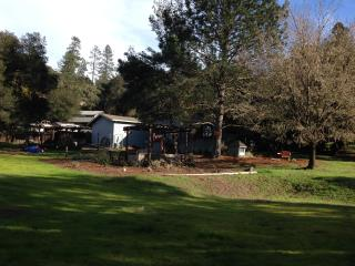 County Home in park setting  meadow, hottub, WiFi - Santa Cruz vacation rentals