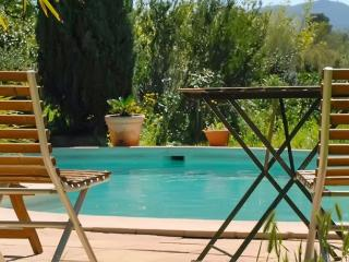 Charming stone gite in the Var with 2 bedrooms, shared pool and gorgeous garden - Les Mayons vacation rentals