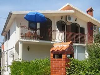 Apartment in Murter with balcony and panoramic views - Otok Murter vacation rentals