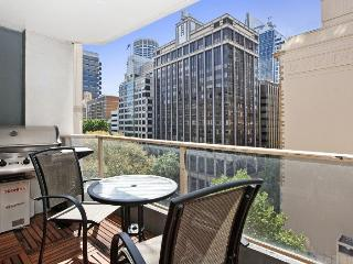 Executive 2 Bed apartment at Wynyard with balcony - Annandale vacation rentals