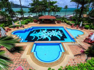 Family 2 bed Apt Ground Level Pool View Patong 314 - Patong vacation rentals