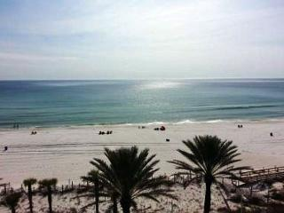 5TH FLOOR BEACH FRONT FOR 6! OPEN 5/-5/1 - 40% OFF MOTHERS DAY SPECIAL - Panama City Beach vacation rentals