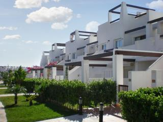 In the golf resort near Alhama de Murcia, modern apartment with large sun terrace - Region of Murcia vacation rentals