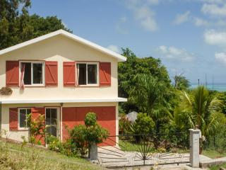 Charming villa on the Island of Rodrigues, with garden and ocean views - Rodrigues Island vacation rentals