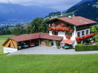 Tyrolean-style apartment with 2 beautiful bedrooms and balcony with mountain views - Weerberg vacation rentals