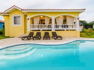 Beachfront villa. Privacy, safety. Guests friendly - Sosua vacation rentals
