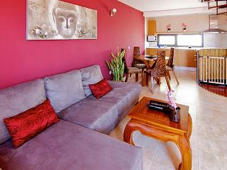 Designer apartment In the Canary Islands with terrace and view of the sea - El Cotillo vacation rentals