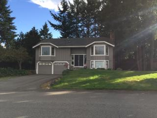 Home just down the street from Chambers Bay - Puget Sound vacation rentals