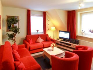 In Sylt, Germany, elegant apartment with heating, garden and stunning sea views - Tinnum vacation rentals