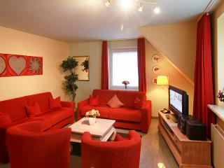 Elegant apartment in Sylt, Germany, with 3 seperate rooms and  patio - Tinnum vacation rentals