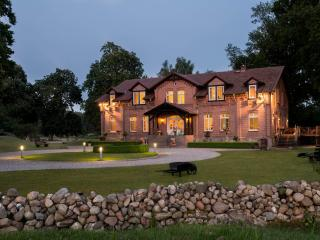 Gut Settin am See - Stand alone mansion at lake - Schwerin vacation rentals