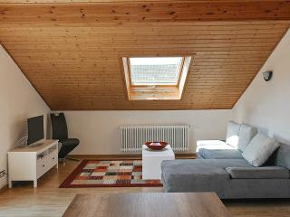 Simple, stylish and modern holiday apartment in Ketsch, Germany, with balcony and garden views - Ketsch vacation rentals