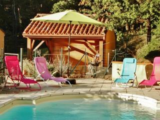 Idyllic house in the Lot, Midi-Pyrenees, with lovely garden and pool - Belaye vacation rentals