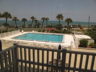2 Bedroom Corner Unit Overlooking the Ocean! - Flagler Beach vacation rentals
