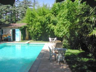 Gorgeous villa in Provence with pool, set in a lush garden - Saint-Maximin-la-Sainte-Baume vacation rentals