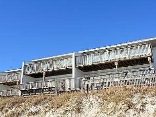 Queen's Grant B-107 - Oceanfront in Topsail Beach - Topsail Beach vacation rentals