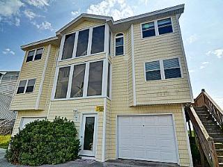Seafoam - Oceanfront in Surf City - Surf City vacation rentals