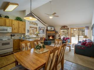 Snake River Village 44 - Walk to slopes, washer/dryer, private garage, ground floor! - Keystone vacation rentals