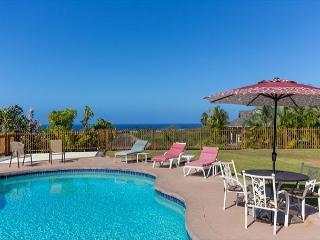 Nakukui Elua- Peaceful and Private with Pool and Ocean Views! - Kailua-Kona vacation rentals