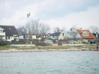 on the sea-shore at Öresund - Helsingborg vacation rentals