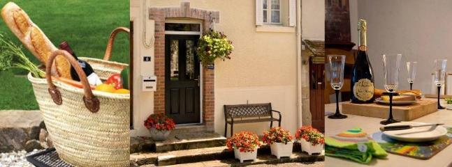 Welcome to Limousin-Cottage, a lovely little 18C stone cottage in a quiet Limousin village. - 18c Holiday cottage in a quiet Limousin village. - Mailhac-sur-Benaize - rentals