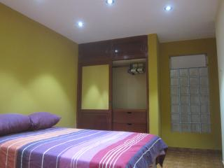 2x1.5 beds or 1 King + Insuite bathroom 1st floor - Peru vacation rentals